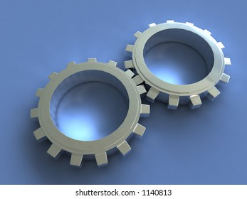 Reflective Cogs