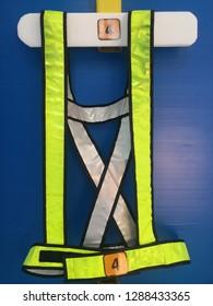 reflective safety vestor reflective vest or safty vest.