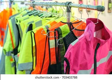 reflective vests for road safety