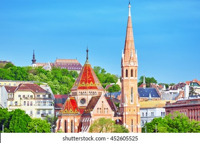Reformed Church (Calvinist Church) in Hungary-is the largest Protestant church in Hungary.