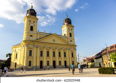 Reformed Great Church of Debrecen, Hungary