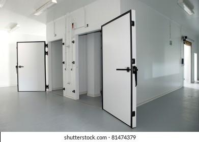 Refrigerator. Industrial