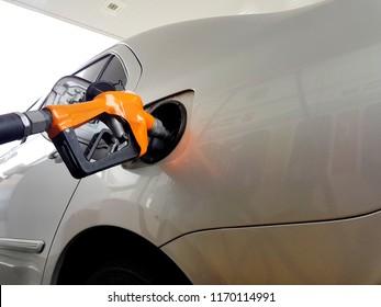 Refuel the car