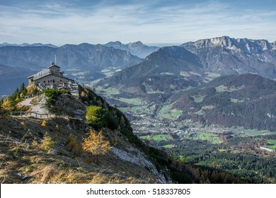Hitler´s refuge in German Alps