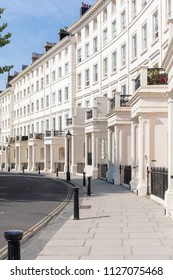 Regency Buildings in Hove, Sussex, UK