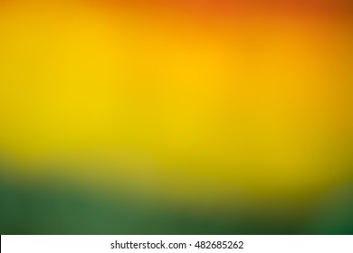 reggae color abstract soft blurred background