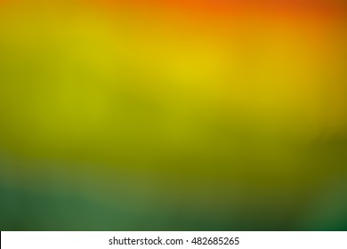 reggae color style abstract soft blurred background