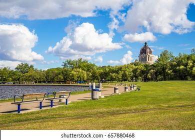 Regina - Central Park - Canada