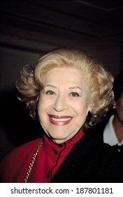 Regina Resnik at the Metropolitan Opera Guild luncheon, NY 4/25/2003