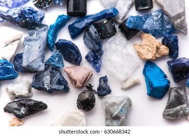 regrind of milled plastic goods