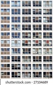 Regular Room of Modern Building