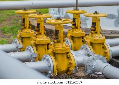 Imágenes, fotos de stock y vectores sobre Valvula De Gas   Shutterstock