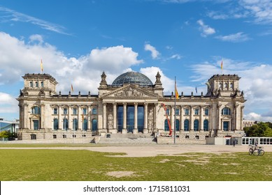 The Reichstag building is a historical edifice in Berlin, Germany