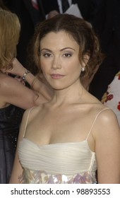 REIKO AYLESWORTH at the 61st Annual Golden Globe Awards at the Beverly Hilton Hotel, Beverly Hills, CA. January 25, 2004