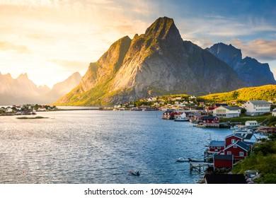 Reine, Lofotes, Norway