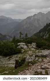 Reka Pisnica in Slovenia on 16.07.2021 - Shutterstock ID 2021080499