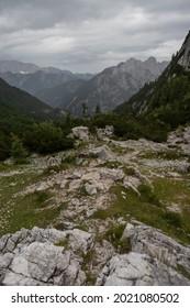 Reka Pisnica in Slovenia on 16.07.2021 - Shutterstock ID 2021080502