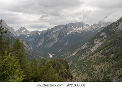 Reka Pisnica in Slovenia on 16.07.2021 - Shutterstock ID 2021080508