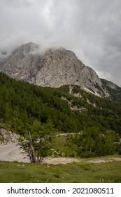 Reka Pisnica in Slovenia on 16.07.2021 - Shutterstock ID 2021080511