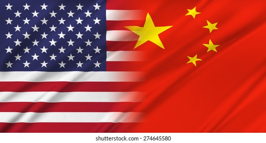 Relations between countries. USA and China.