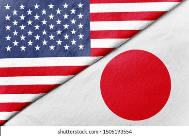 Relations between two countries. Japan and America