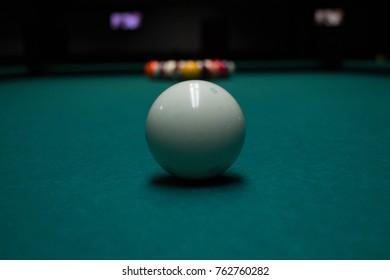 relax in the billiard club