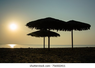 Relax mode in the morning (Jubail Beach in KSA)