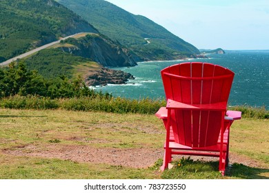 relax on Cabot Trail (Canada)