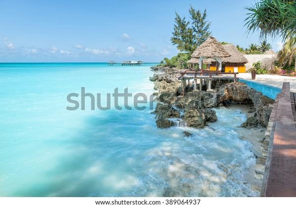 Relax on Zanzibar