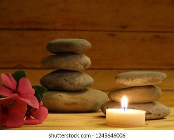 Relax spa meditation