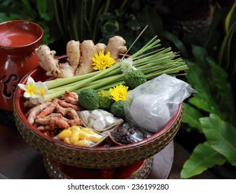 relax spa therapy ingredients