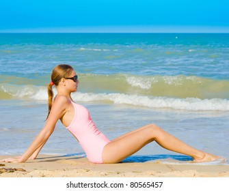 Relaxing Beach Beauty