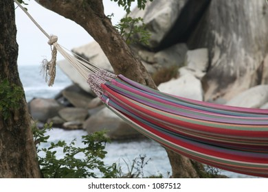 Relaxing at the beach *** Local Caption *** Relaxing at the beach. Caribe