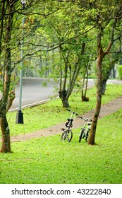 It is relaxing and carefree activity, ride bicycle