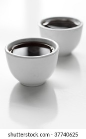 a relaxing image of coffee in the morning
