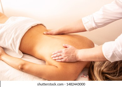 relaxing massage and modeling massage, lymphatic drainage, hand-made and aesthetic procedures