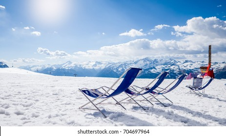 Relaxing ski holidays in the ski resort