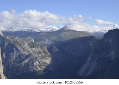 Relaxing view of Yosemite National Park