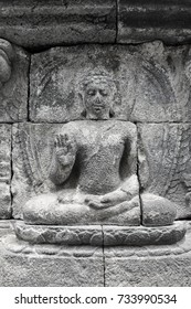 relief of temple