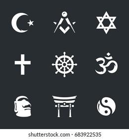 Religion Icons.