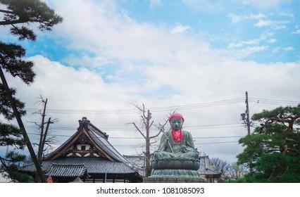 Religion Temple Buddhism Zenkoji Japan