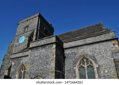 Religion in the UK: Church in Lewes, East Sussex