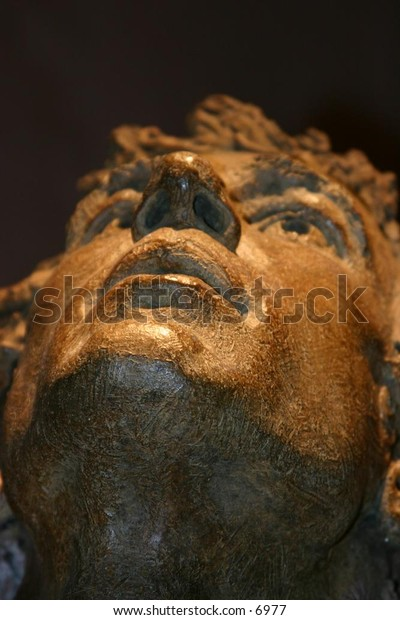 religious male statuary