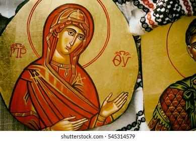 Religious paint