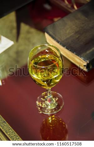 Religious Ritual Anointing Oil Stock Photo (Edit Now) 1160517508