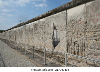 Remains of the Berlin Wall, Germany, Europe