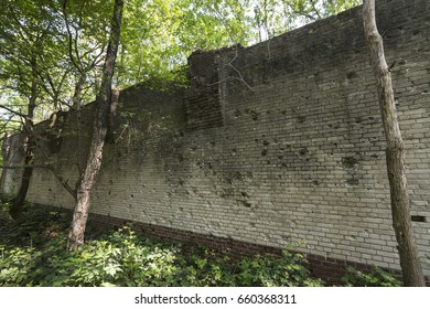 "Remains of the historical German military air field ""Fliegerhorst Venlo Herongen"", bombed by allied forces in 1944, Germany"
