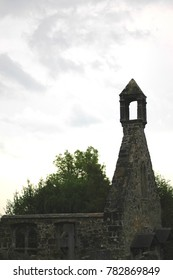 Remains of Logie Kirk, Stirling