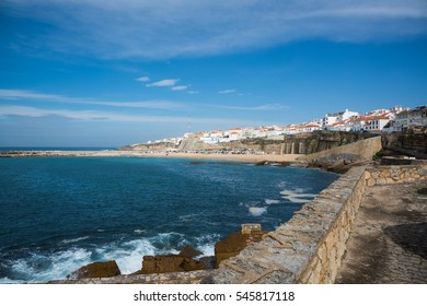 Remains of sea fort at Ericeira,Portugal / Remains of sea fort at Ericeira ,Portugal / There are remains of sea fort at Ericeira,Portugal.