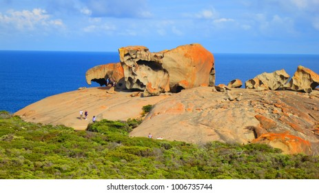 Remarkable Rocks in Kangaroo Island